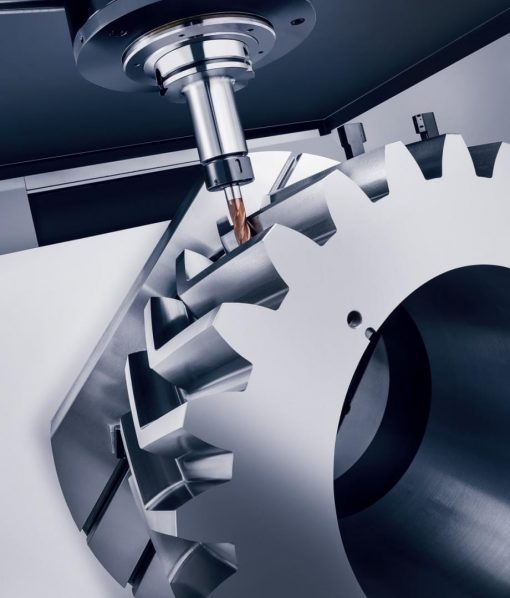 5-AXIS CNC MACHINING CENTERS | NEW MACHINES | M3-5AX