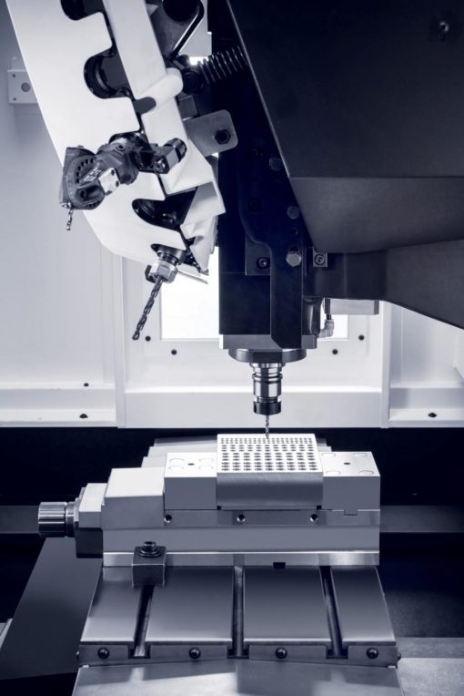 CNC TAPPING CENTERS | HIT 400