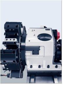 HORIZONTAL CNC TURNING CENTER | CUTEX-180