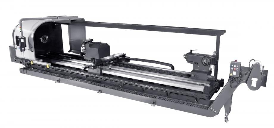 FLAT BED CNC TURNING CENTER | MEGA 130