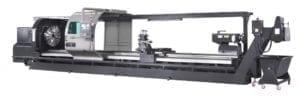 FLAT BED CNC TURNING CENTER   MEGA 130