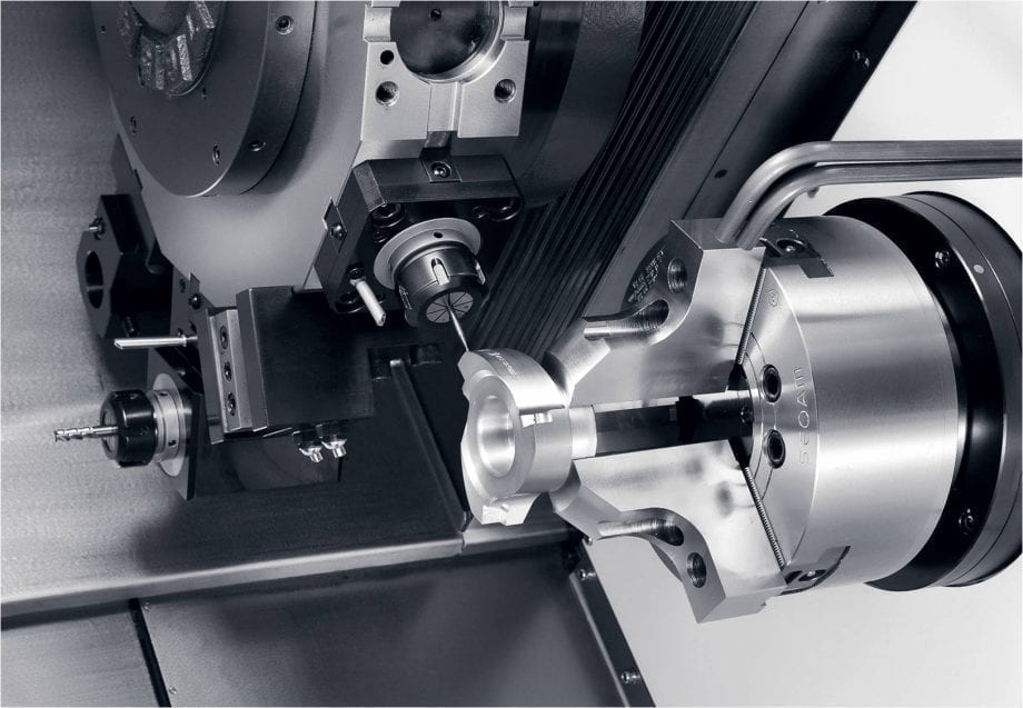 MULTI AXIS CNC TURNING CENTER | T2