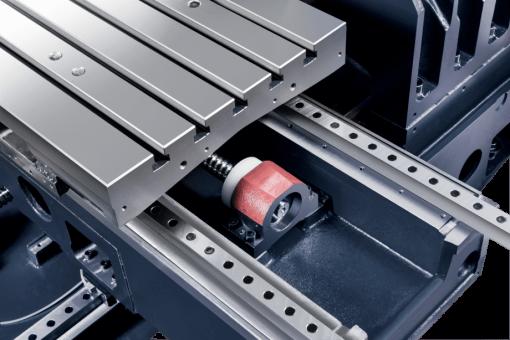 VERTICAL CNC MACHINING CENTER | VESTA 1000