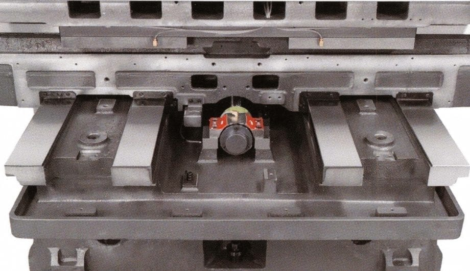 VERTICAL CNC MACHINING CENTER | VESTA 1300B