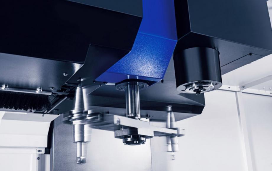 VERTICAL CNC MACHINING CENTER | VESTA 2000