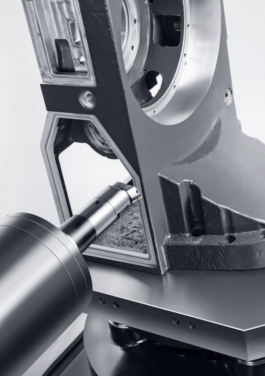 HORIZONTAL CNC MACHINING CNETER | H6