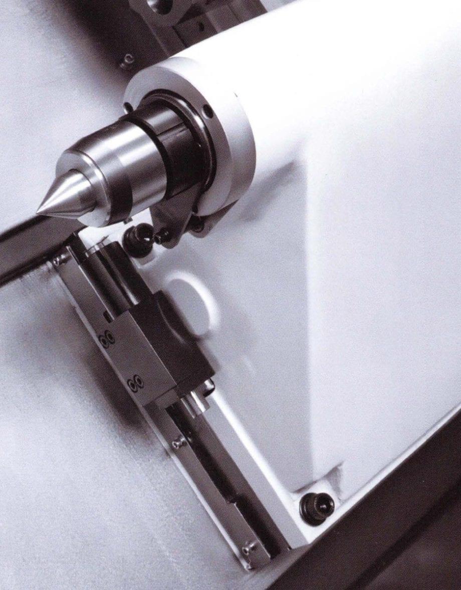 HORIZONTAL CNC TURNING CENTER | CUTEX 240