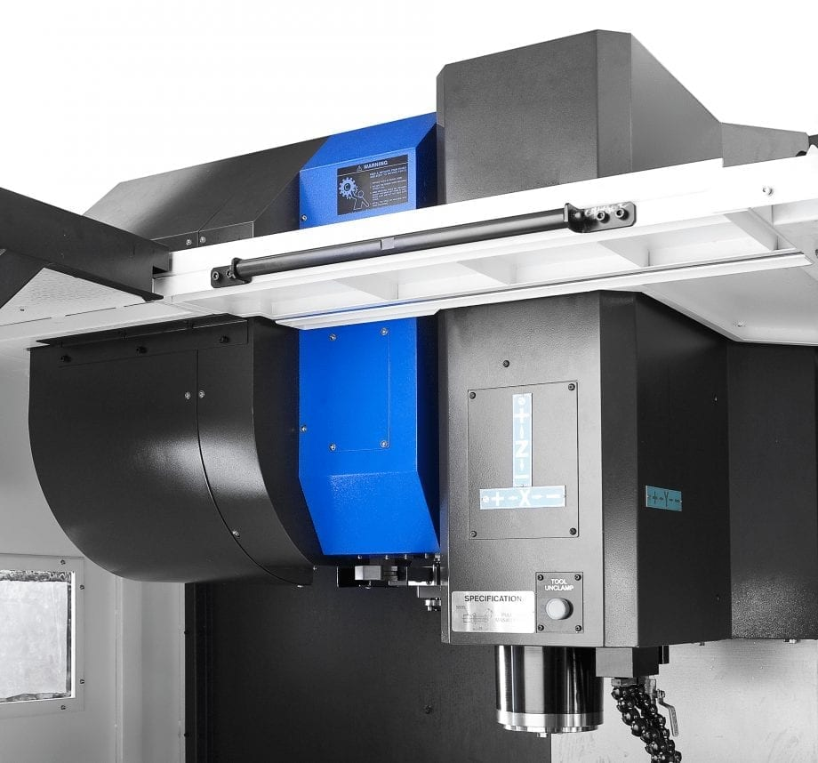 VERTICAL CNC MACHINING CENTER | VESTA 660