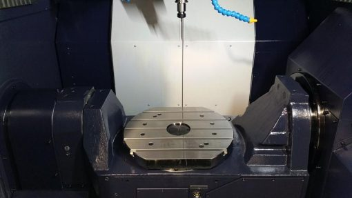 5-AXIS CNC MACHINING CENTERS | M2-5AX