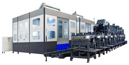 HORIZONTAL CNC MACHINING CENTER | AF-16
