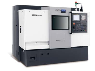 HORIZONTAL CNC TURNING CENTER | CUTEX 160