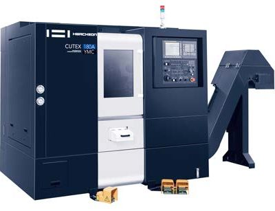 HORIZONTAL CNC TURNING CENTER | CUTEX-180