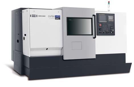 MULTI-AXIS CNC TURNING CENTER | CUTEX-240