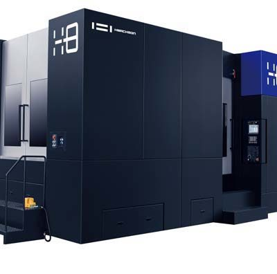 HORIZONTAL CNC MACHINING CENTER | h8