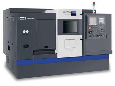 HORIZONTAL CNC TURNING CENTER | HI-TECH 200