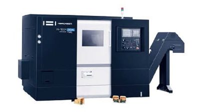 HORIZONTAL CNC TURNING CENTER | Hi-TECH 230
