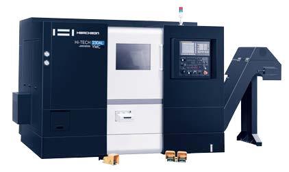 HORIZONTAL CNC TURNING CENTER   Hi-TECH 230