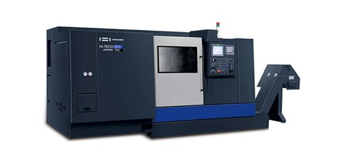 HORIZONTAL CNC TURNING CENTER | HI-TECH 350
