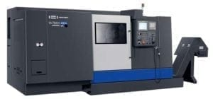 HORIZONTAL CNC TURNING CENTER | HI-TECH 450