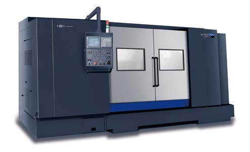 HORIZONTAL CNC TURNING CENTER | HI-TECH 550