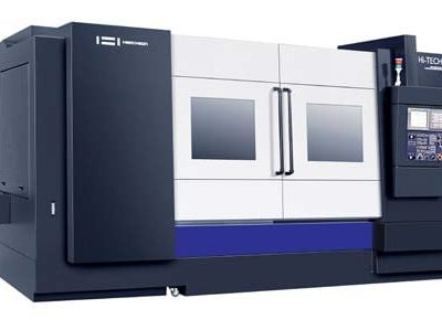 HORIZONTAL CNC TURNING CENTER | HI-TECH 700