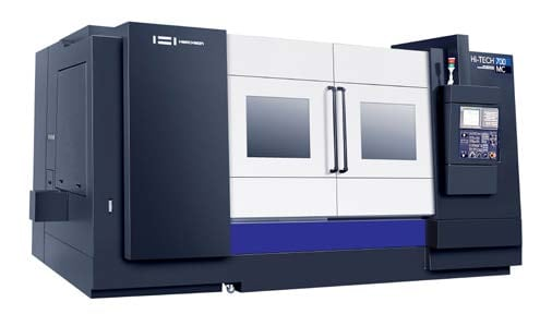 BIG BORE CNC TURNING CENTER | HIGH-TECH 700BB