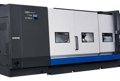 HORIZONTAL CNC TURNING CENTER | HI-TECH 850