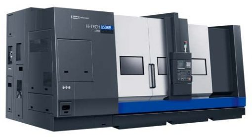 BIG BORE CNC TURNING CENTER | HI-TECH 850BB