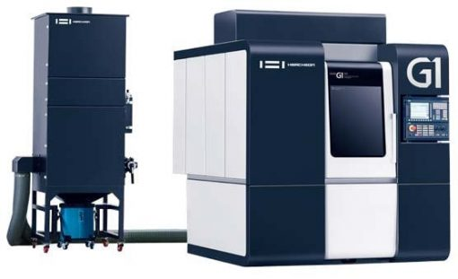 CNC MILLING MACHINE for GRAPHITE & MOCK UP | Hi-M G1