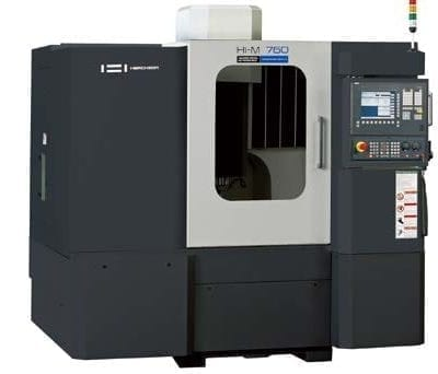 CNC MILLING MACHINE for GRAPHITE & MOCK UP | HI-760