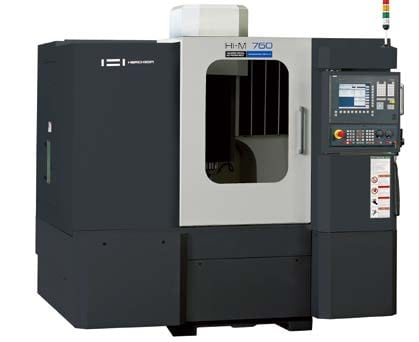 CNC MILLING MACHINE for GRAPHITE & MOCK UP | HI-760