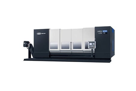 TRAVELLING COLUMN CNC MACHINING CENTER | HiREX-4000