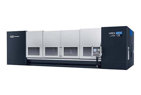 TRAVELLING COLUMN CNC MACHINING CENTER | HIREX 6000