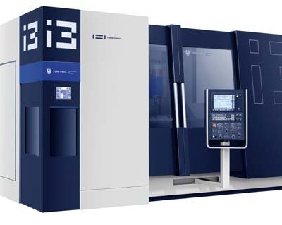 MULTI-AXIS CNC TURNING CENTER | I3 2500