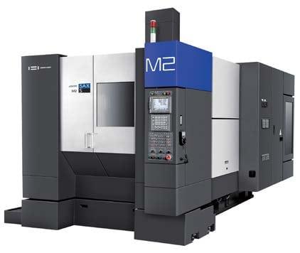 5-AXIS CNC MACHINING CENTERS | M2-5AX