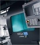 FLAT BED CNC TURNING CENTER | MEGA-100
