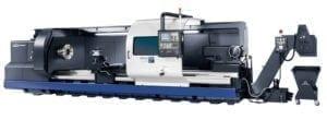 FLAT BED CNC TURNING CENTER   MEGA-130