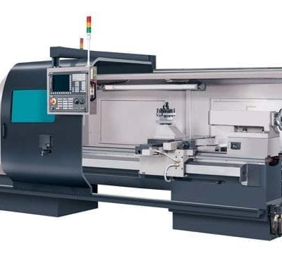 FLAT BED CNC TURNING CENTER | MEGA-72