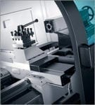 FLAT BED CNC TURNING CENTER | MEGA-72