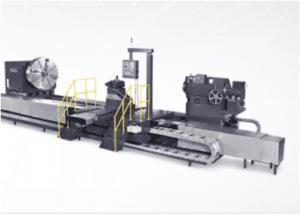 HEAVY DUTY HORIZONTAL CNC LATHE   MEAGA II-200