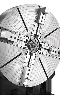 HEAVY DUTY HORIZONTAL CNC LATHE