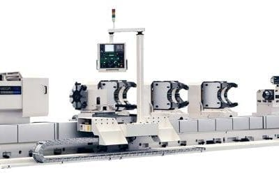 HEAVY DUTY HORIZONTAL CNC LATHE   MEAGAR100