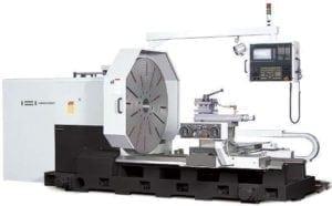 FLAT BED CNC TURNING CENTER   MEGA-T130