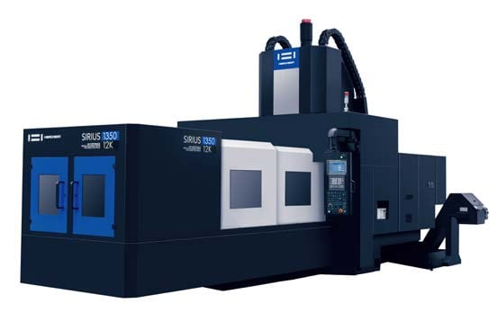 DOUBLE COLUMN CNC MACHINING CENTER | SIRIUS-1350