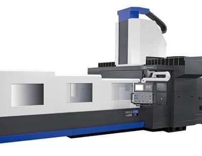 DOUBLE COLUMN CNC MACHINING CENTER | SIRIUS-1750