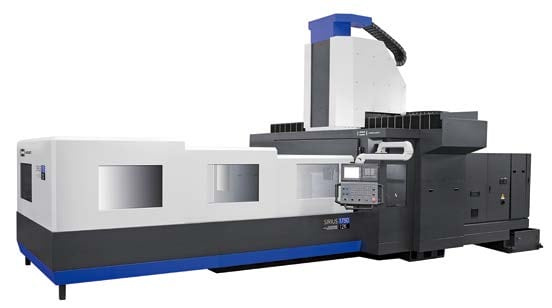 DOUBLE COLUMN CNC MACHINING CENTER | SIRIUS-1750