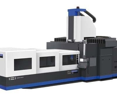 DOUBLE COLUMN CNC MACHINING CENTER | SIRIUS-2500
