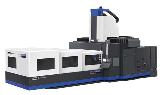DOUBLE COLUMN CNC MACHINING CENTER | SIRIUS-2500