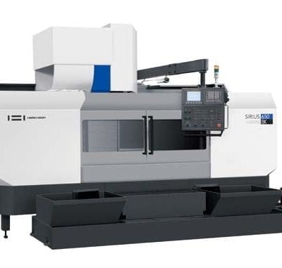 VERTICAL CNC MACHINING CENTER | SIRIUS-650