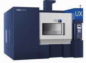 VERTICAL CNC MACHINING CENTER | SIRIUS-UX